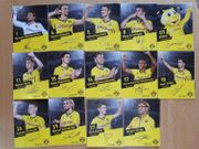 Borussia Dortmund Autogrammkarten