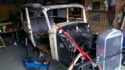 Oldtimer Opel 1 2 liter