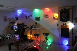 Lichteffekt Monster Beam ADJ neuwertig: Kleinanzeigen aus Brackenheim - Rubrik PA, Licht, Boxen