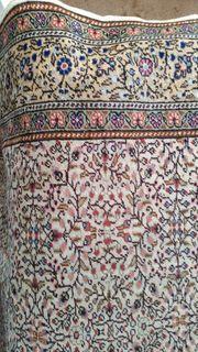 Hereke oder Kayseri Teppich Korkwolle