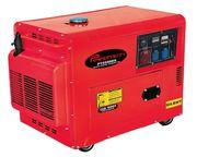 Diesel Stromerzeuger Notstromaggregat Stromaggregat PT6500DS