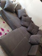 Couch mit Schlaffunktion zu Verkaufen