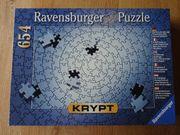 Ravensburger Puzzle Krypt silber 654