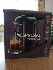 Nespresso Vertuo Plus Maschine NEU