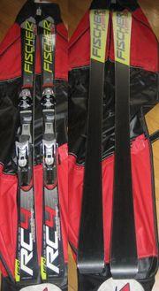 Ski Atomic Fischer Schuhe Lange