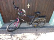 2 Fahrradzträger u 2 Fahrräder