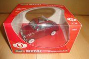 Revell Goggomobil T250 in Dunkelrot