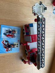 Playmobil Feuerwehr 7-teilig