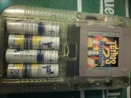 Game Boy - Gameboy mit Tetris