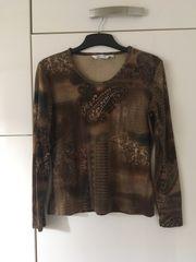 Langarmshirt Pullover Größe M von