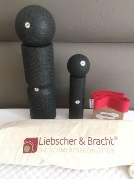 Fitness, Bodybuilding - Liebscher Bracht Faszien-Massage Set DVD
