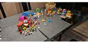 Playmobil Wohnung Spielplatz Zelt Camping