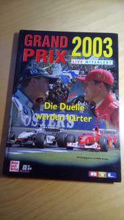 Grand Prix 2003 - live miterlebt