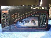 Mini Stereo Radio Cassetten Recorder