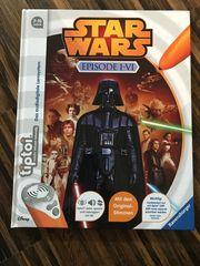 Tiptoi Star Wars Buch