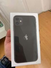 Iphone 11 64GB Schwarz Versiegelt