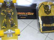 Cinema BumbleBee Skateboard - neu Rucksack