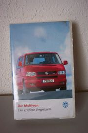 VW T4 Bus Multivan Video
