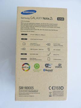 Bild 4 - Verkaufe Samsung Galaxy Note 3 - Stuttgart Feuerbach