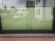 Plissee für Fenster mit Alu-Profil