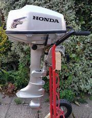 Honda BF5A 5 PS Viertakt-Außenbordmotor