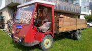 Aebi TP 20 Schlepper Transporter