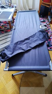 Feldbett Campingliege 190 x 63