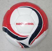 Werbefußball Rockwool Ball Gr 5