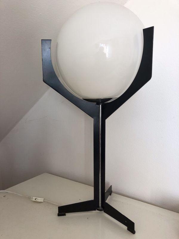 Grosse Retro Lampe 60er 70er Jahre In Kammerstein Lampen Kaufen Und