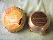 Neue Lichtmaschinendeckel für alte Kawa