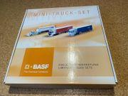 Mini -Truck Set BASF - Exklusive Sonderauflage