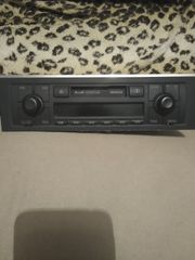 Autoradio Audi mit Kassettenspieler