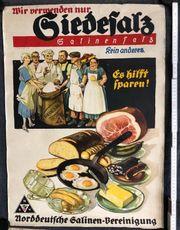 Altes Original Plakat der 20er