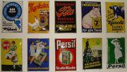 Kaufe alte Reklameschilder