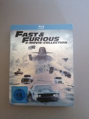 Fast Furious 8 Movie blu-ray -