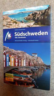 Reiseführer Südschweden inklusive Stockholm