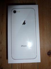 Apple iPhone 8 - 64GB - Silber