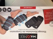 Massage Manschetten für Beine u