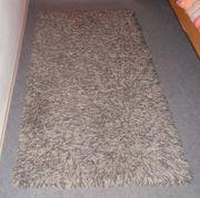 TOP - hochfloriger Teppich 80 x