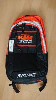 KTM RACING MOTORRAD RUCKSACK NEU