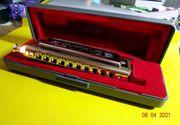 Mundharmonika HOHNER Original Chromatisch NEU
