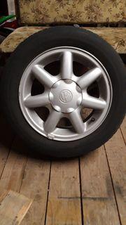 Räder Golf III