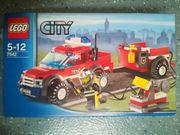 lego 7942 Feuerwehr pick-up