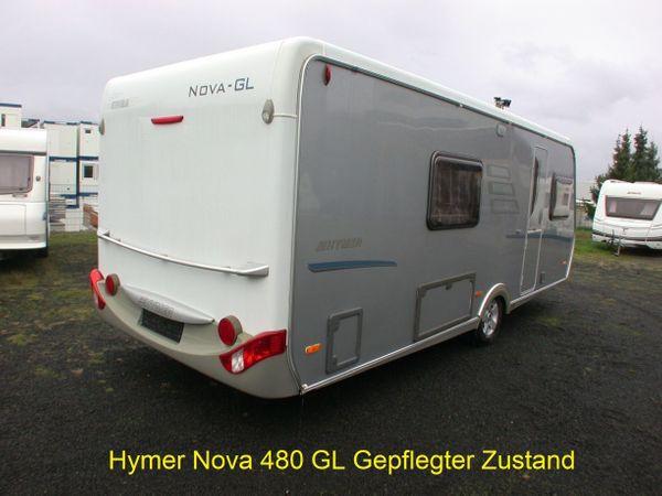 Hymer Nova 580 GL Sehr