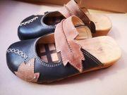 Schuhe 38 Holz