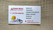Suche Aufträge Trockenbau Hausmeister Wände