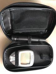 Tasche mit Blutzucker - Messgerät