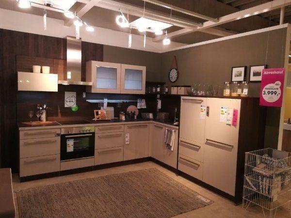 3 monate alte Nolte Küche wegen Umzug zu verkaufen . in ...