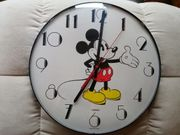 Micky Mouse Wanduhr 10 -
