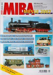 Miba-Die Eisenbahn im Modell Messe